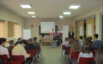Budi i ti volonter Crvenog krsta