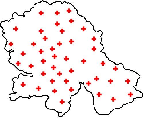 Organizacije Crvenog krsta u Vojvodini